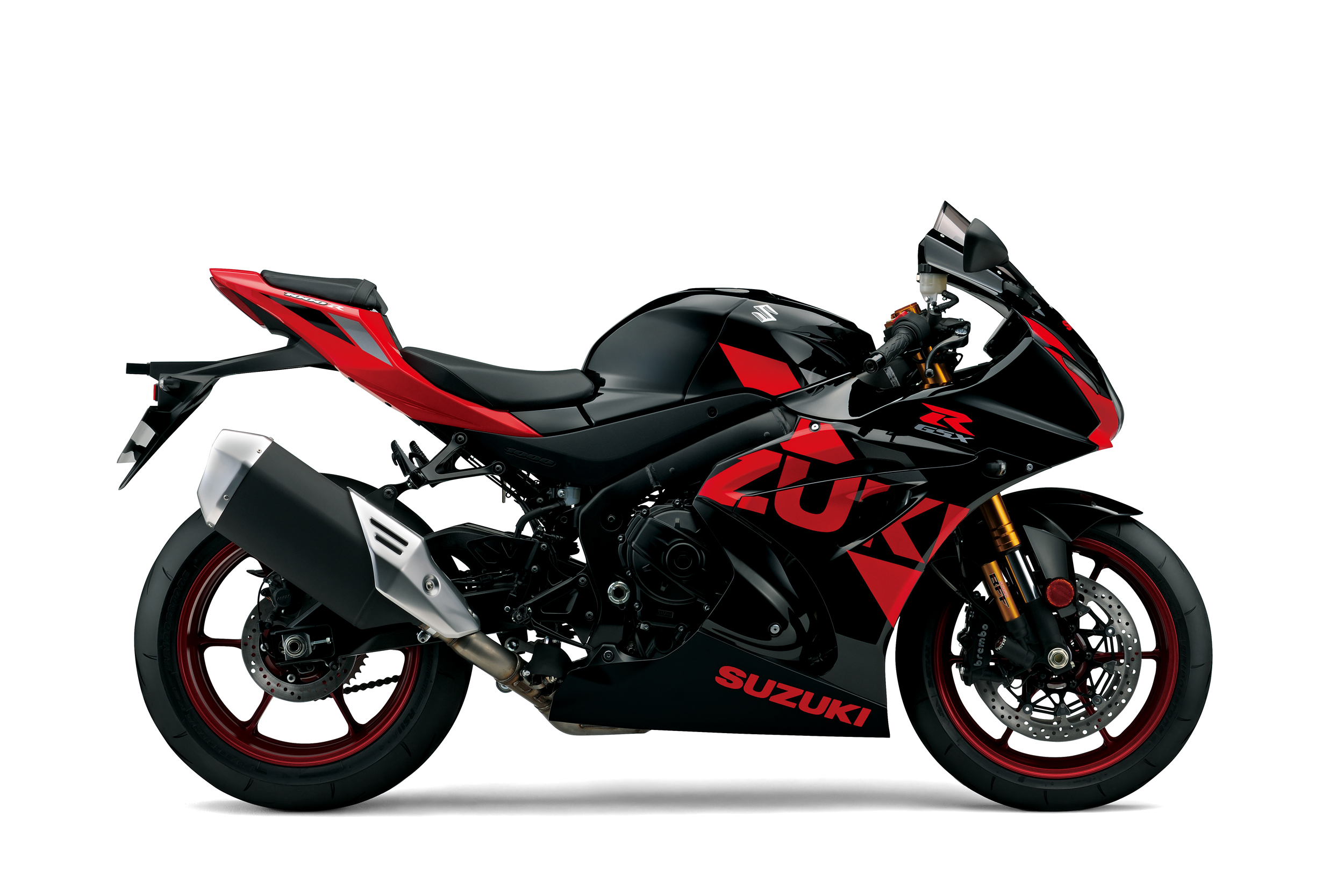 GSX R1000R Black Right