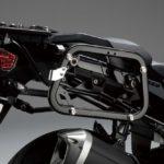 dl1050rq rcm0 aluminum side case carrier set