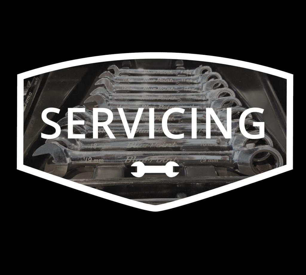 SERVICING NEW