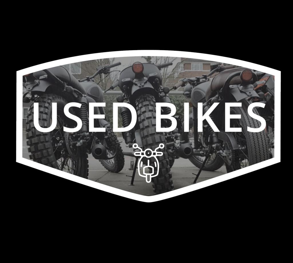 used bikes NEW